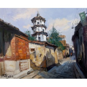 泉州井亭巷