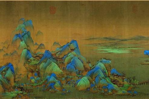 如何仰慕十八岁少年画下的《千里江山图》