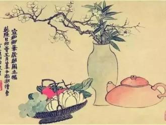 """古往今来日常生活中的诗意,尽在""""岁朝清供图"""""""